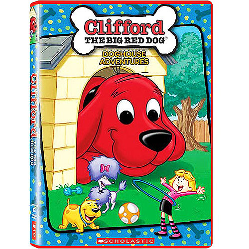 Clifford The Big Red Dog Puppy